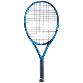 [100%グラファイト素材]バボラ(Babolat) ピュアドライブ ジュニア25(240g) 2021 海外正規品 硬式テニスジュニアラケット 140417/140434-136 ブルー(20y10m)[NC][次回使えるクーポンプレゼント]