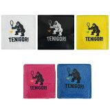 TENIGORI(テニゴリ)ユニセックス刺繍入りリストバンド1枚入りTGWB001(20y10m)
