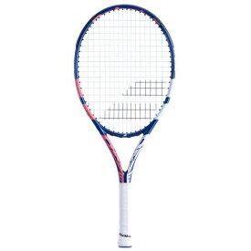 [グラファイトコンポジット素材]バボラ(Babolat) 2021 DRIVE JR25GIRL ドライブJR25ガール(230g) 海外正規品 硬式テニスジュニアラケット 140431-348(21y2m)[AC][次回使えるクーポンプレゼント]