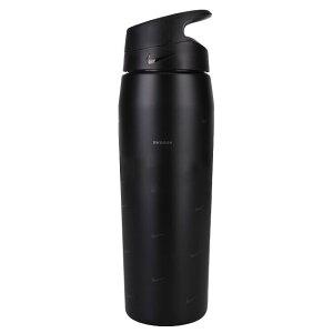 [保冷専用709ml]ナイキ(NIKE) ハイパーチャージ ツィストトップボトル ステンレス製 24oz 水筒 ウォーターボトル HY1002-022 ブラック×アンスラサイト(21y1m)[次回使えるクーポンプレゼント]