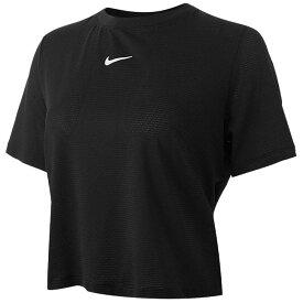[USサイズ]ナイキ(NIKE) 2021 SU レディース コート アドバンテージ 半袖トップス Tシャツ CV4811-010 ブラック(21y6mテニス)[次回使えるクーポンプレゼント]