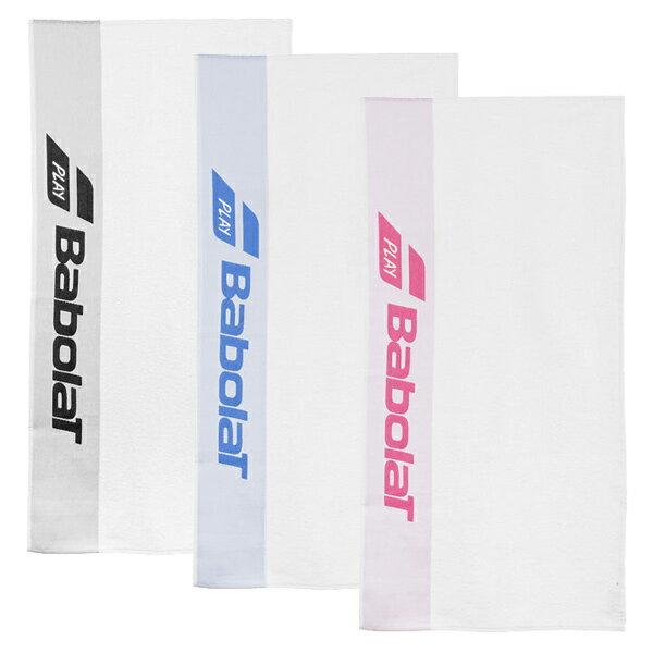【スポーツタオル】バボラ 2016 プレイヤータオル 860155 【 ブラック(105) ブルー(136) ピンク(156) 】 Babolat Player Towel