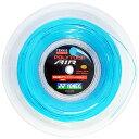 ヨネックス ポリツアー エア 200Mロール(1.25mm)PTA125-2硬式テニスガット ポリエステルガット(YONEX POLY TOUR AIR 200M Reel)【2016年11月登録】