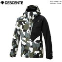 DESCENTE/デサント スキーウェア S.I.O ジャケット/DWMOJK73(2020)19-20