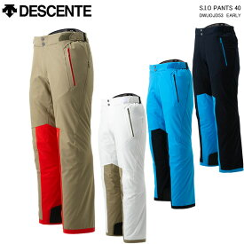 DESCENTE/デサント スキーウェア パンツ/S.I.O PANTS 40/DWUOJD53(2020)19-20
