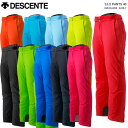 DESCENTE/デサント スキーウェア パンツ/S.I.O PANTS 40/DWUOJD55(2020)19-20