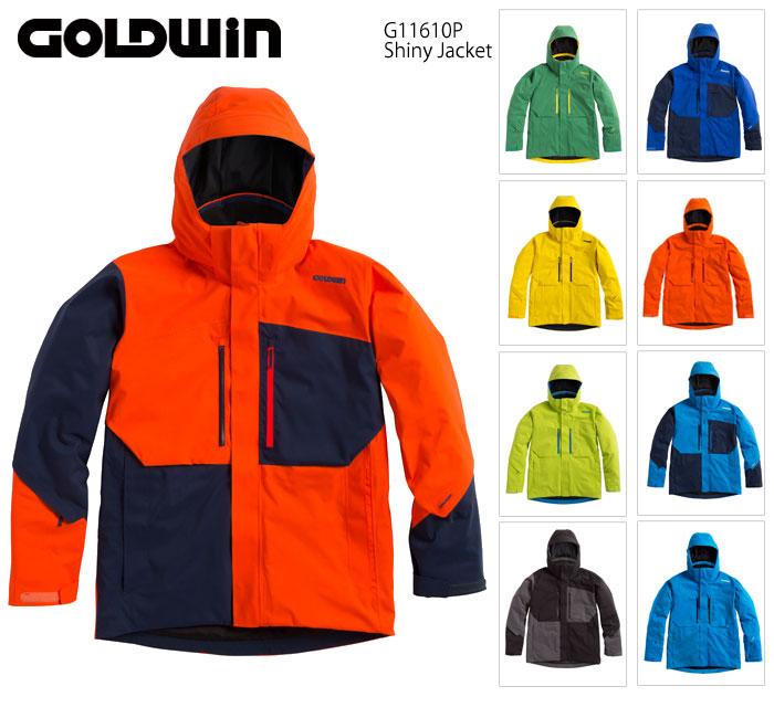 スキーウェア ジャケット/GOLDWIN ゴールドウィン Shiny G11610P(16/17)