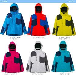 スキーウェアジャケット/GOLDWINゴールドウインG11710P(17/18)