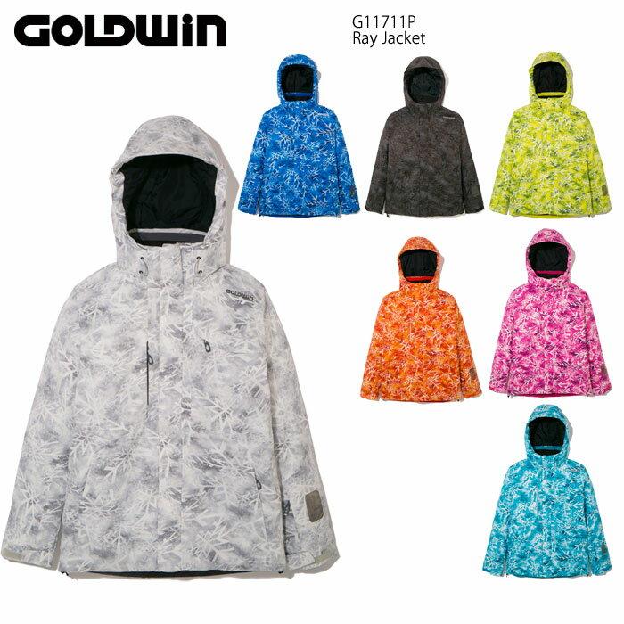 スキーウェア ジャケット/GOLDWIN ゴールドウイン G11711P(2018)