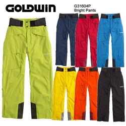 スキーウェアパンツ/GOLDWINゴールドウィンBrightG31604P(2016/2017)