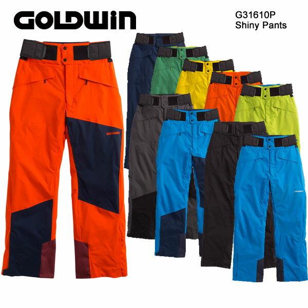 スキーウェア パンツ/GOLDWIN ゴールドウィン Shiny G31610P(16/17)