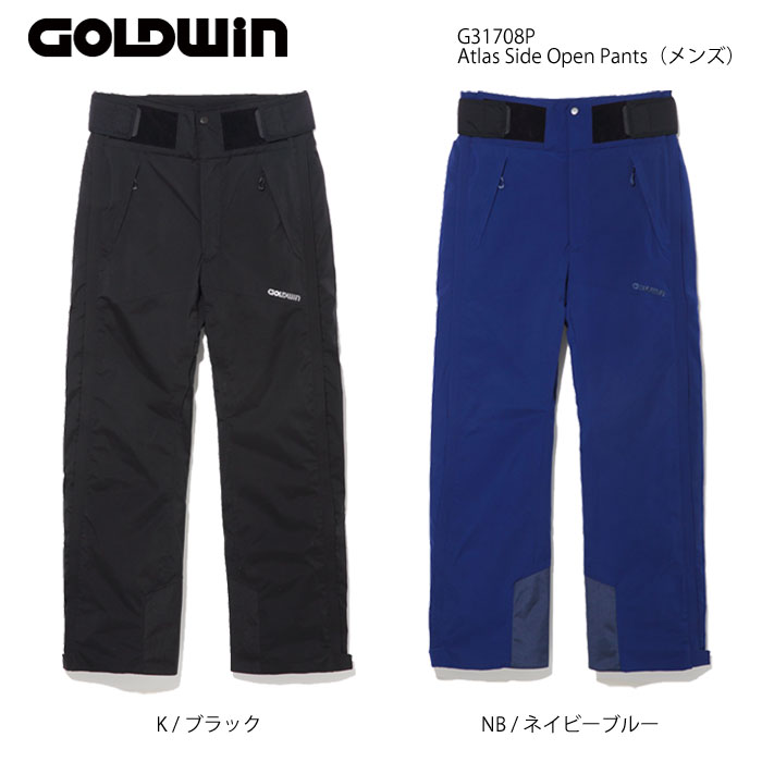 GOLDWIN ゴールドウイン スキーウェア パンツ G31708P(2018)