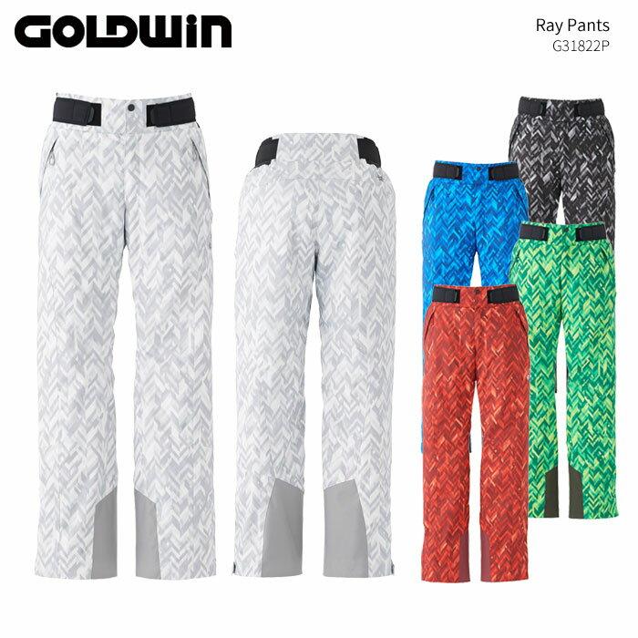 GOLDWIN/ゴールドウイン スキーウェア パンツ/G31822P(2019)