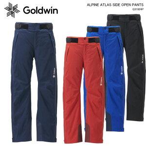 ゴールド ウィン スキー ウェア