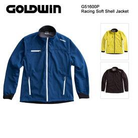 スキーウェア ジャケット/GOLDWIN ゴールドウィン Racing Soft Shell G51600P(16/17)