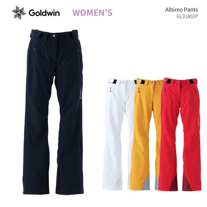 GOLDWIN/ゴールドウイン レディーススキーウェア パンツ/GL31850P(2019)