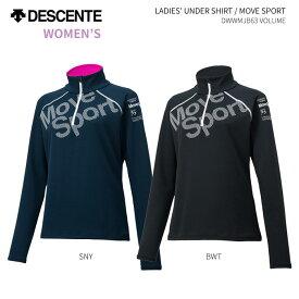 DESCENTE/デサント レディース スキー アンダーシャツ/DWWMJB63(2019)