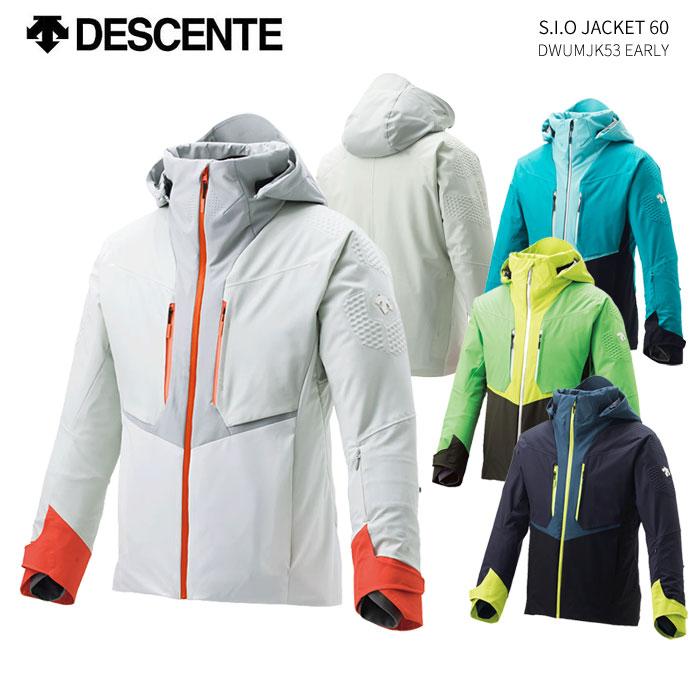 DESCENTE/デサント スキーウェア S.I.O ジャケット/DWUMJK53(2019)