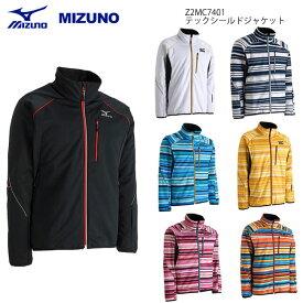 ジュニアスキーウェア ジャケット/MIZUNO ミズノ  ミドルジャケット Z2MC7401(2018)