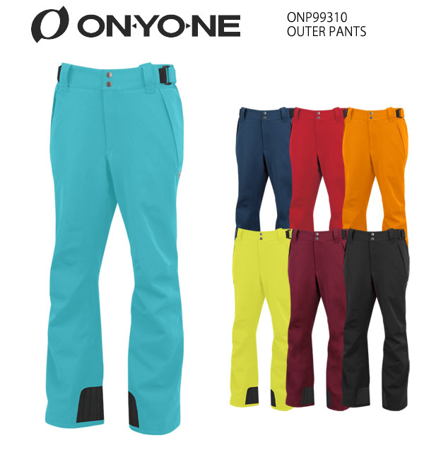 【SALE】スキーウェア パンツ/ONYONE オンヨネ OUTER PANTS ONP99310(16/17)