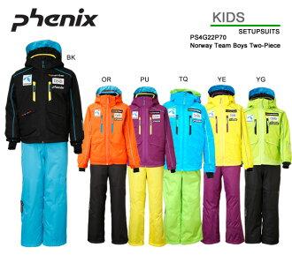 2014 / 2015 PHENIX Phoenix kids skiwear down set PS4G22P70