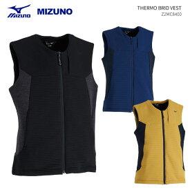 スキーウェア/MIZUNO ミズノ サーモブリッド ブレスサーモベスト Z2MC8400(2019)
