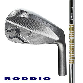 RODDIO ロッディオ・CC FORGEDウエッジ 48°50°52°56°58°/Newダイナミックゴールド115 ウエッジ専用