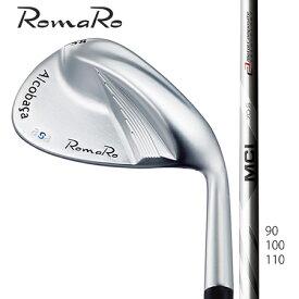 RomaRo ロマロ アルコバッサasa ウエッジ/フジクラ MCI 90・100・110