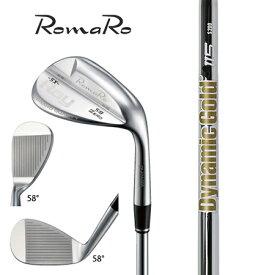 RomaRo ロマロ Ray SX-ZERO ウエッジ/Newダイナミックゴールド115 ウエッジ専用