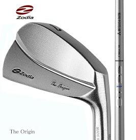 ZodiaゾディアThe Originアイアン/OT iron75・85・95・105 #5-9・PW 6本セット【カスタム・ゴルフクラブ】