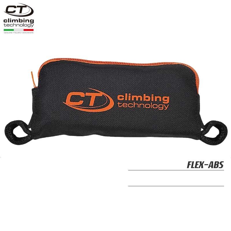 クライミングテクノロジー(climbing technology)(イタリア) エネルギーアブソーバー 「フレックス-ABS」 FLEX-ABS 【AB900N】 | ランヤード フォールアレスト ショックアブソーバー