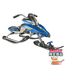 【本州送料無料】 コストコ COSTCO Yamaha (ヤマハ) Apex (エイペックス) スノーバイク型こども用ソリ 【ITEM/2000519】 |スノー スキー スノーバイク プレゼント 雪遊び