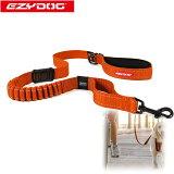 オーストラリアEZYDOG社犬用(ドッグ)ショック吸収リードゼロショック120cm|平紐型ウェットスーツ素材