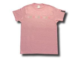 【安藤電氣Tシャツ】ST-004「コンセント」ピンク