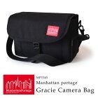 クーポン対象 マンハッタンポーテージ Manhattan Portage 日本正規品 グレイシーカメラバッグ ショルダーバッグ Gracie Camera Bag MP1545