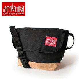 クーポン対象 マンハッタンポーテージ Manhattan Portage 日本正規品 メッセンジャーバッグ ショルダーバッグ Suede Fabric Casual Messenger Bag MP1603SD12 メンズ レディース