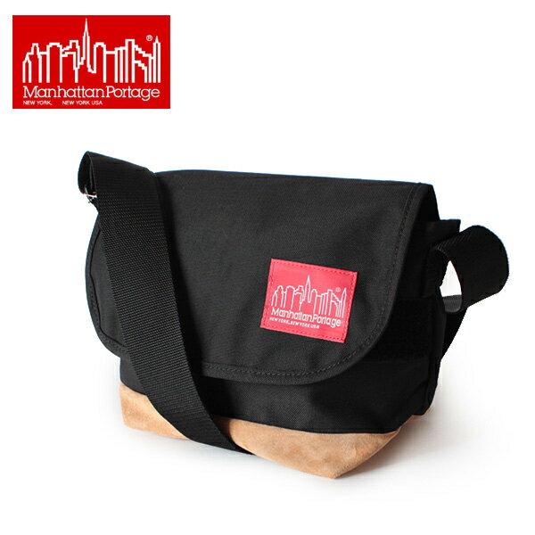 【即納】Manhattan Portage マンハッタンポーテージ メッセンジャーバッグ ショルダーバッグ Suede Fabric Casual Messenger Bag MP1605JRSD12 メンズ レディース