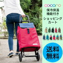 cocoro ショッピングカート 保冷カート [キャリー 保冷保温 キャリーバッグ クーラーバッグ 送料無料 エコバッグ エコ…