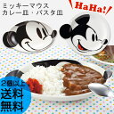 ディズニー カレー皿・パスタ皿 ★2個以上送料無料 [ミッキーマウス カレー パスタ 皿 洋食器 ボウル プレート かわい…