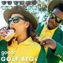 goodr GOLF BFGs ゴルフ ビーエフジー [サングラス スポーツサングラス メンズ レディース 偏光 UVカット ユニセック…
