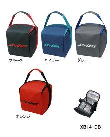 【HI-SPORTS】XB14-DB 1ボール耐熱ケース(ストライクス)