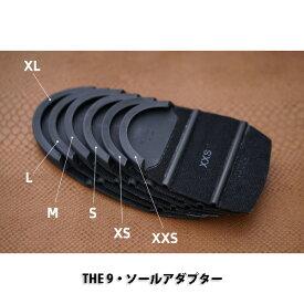【Dexter】THE9ソールアダプターネコポス・メール便可