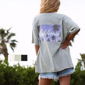 【50%OFF】anap mimpi アナップミンピ バックフォトプリントTシャツ レディース 春夏 トップス Tシャツ グリーン/ブラック/ホワイト onesize tシャツ