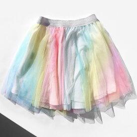 【45%OFF】ANAP KIDS アナップキッズ チュールスカート キッズ 春夏 ボトムス・パンツ スカート ミックス S/M/L