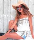 【50%OFF】刺繍タッセルキャミチュニック【アナップ アナップミンピ anap mimpi レディース トップス 紺 紫 白 青 ネ…