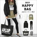 ANAP アナップ HAPPY BAG 2021 ANAPオンライン限定(同時複数購入不可) レディース 秋冬 ブラック onesize