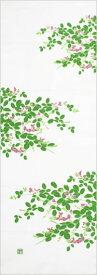【2010年秋新作】手ぬぐい「萩(はぎ)ピンク」