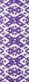 【2021年干支】【数量限定】手ぬぐい「丑菱文(小) 紫水晶」干支/丑年/牛/中国/正月/新春/zodiac/cow/てぬぐい