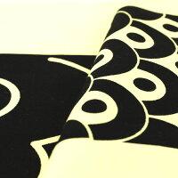 手ぬぐい「幟鯉(のぼりこい)黒」