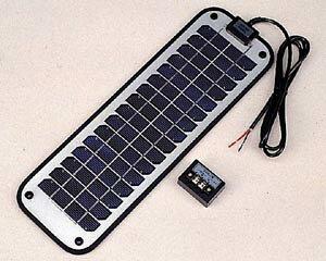 ソーラーパネル BL103(12V 船・ボート・ジェット用)